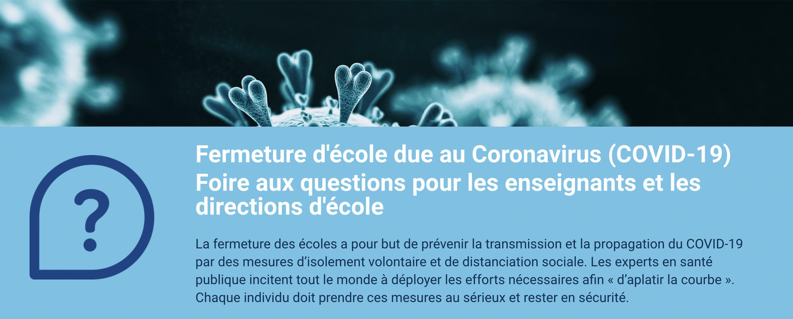 COVID-19 FAQ_FR